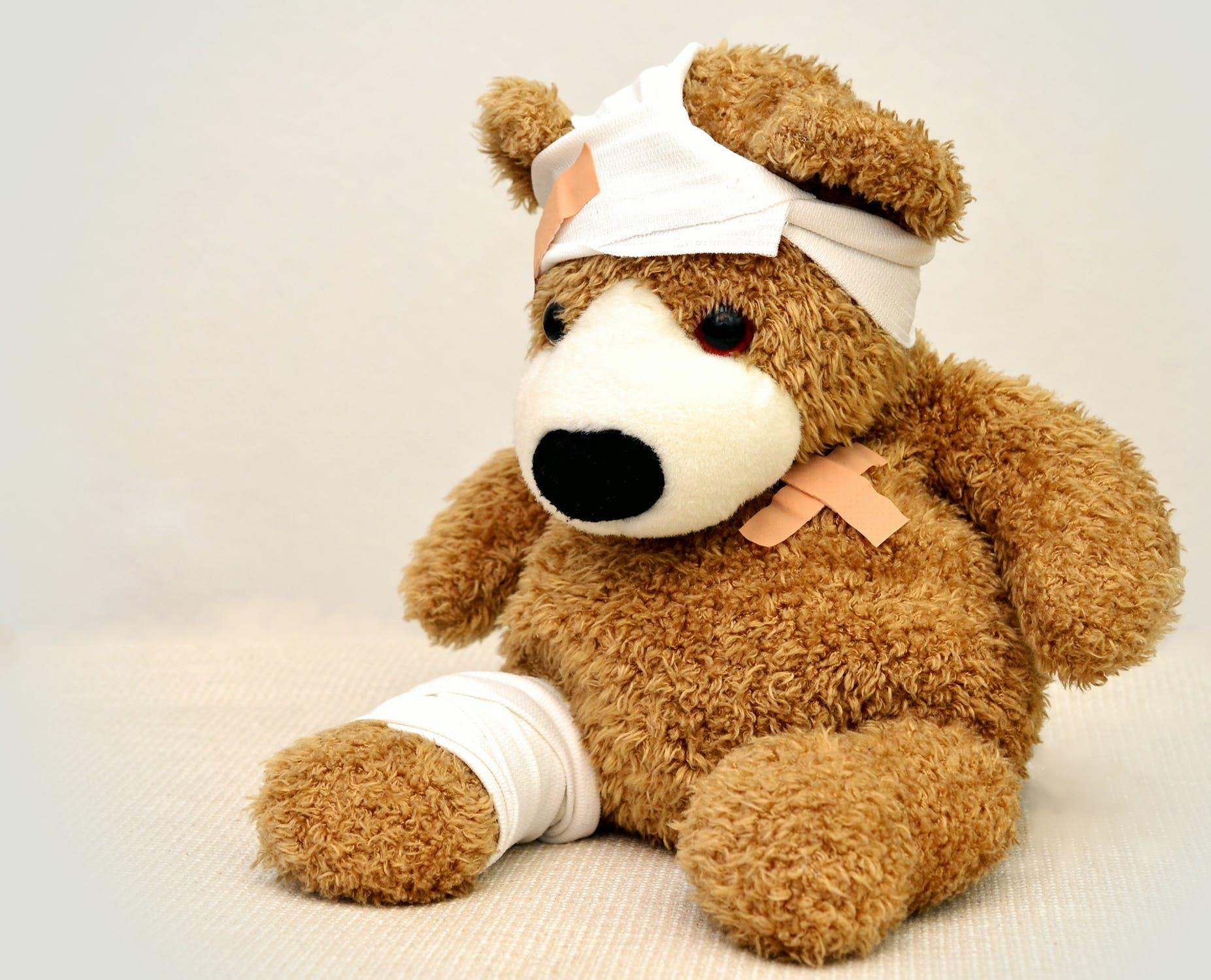 Piskesmæld og andre ulykker
